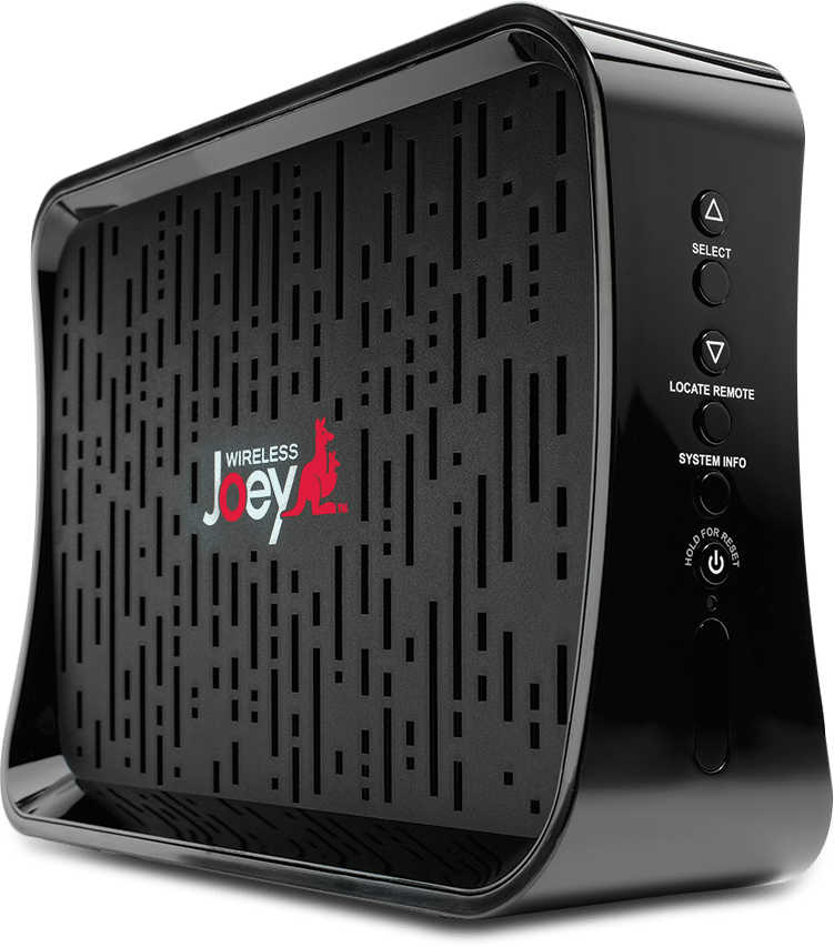 The Wireless Joey - TV in Every Room - No Wires - Fond Du Lac, Wisconsin - Ransom's Satellite & Internet - DISH Authorized Retailer