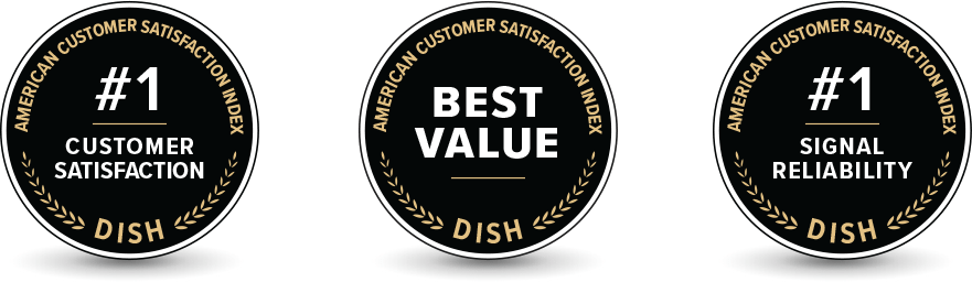 DISH Ranked #1 in Customer Satisfaction - Ransom's Satellite & Internet - DISH Authorized Retailer